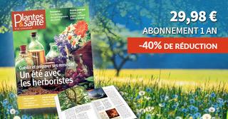 Plantes et santé edelweiss promo new